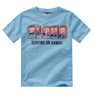 Jungen T-Shirt mit Message-Print