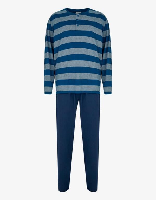 Big Fashion - Langer Pyjama