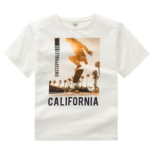 Jungen T-Shirt mit Fotoprint