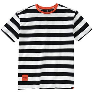 Jungen T-Shirt mit Blockstreifen