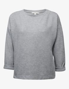 Esprit - Angerautes Sweatshirt