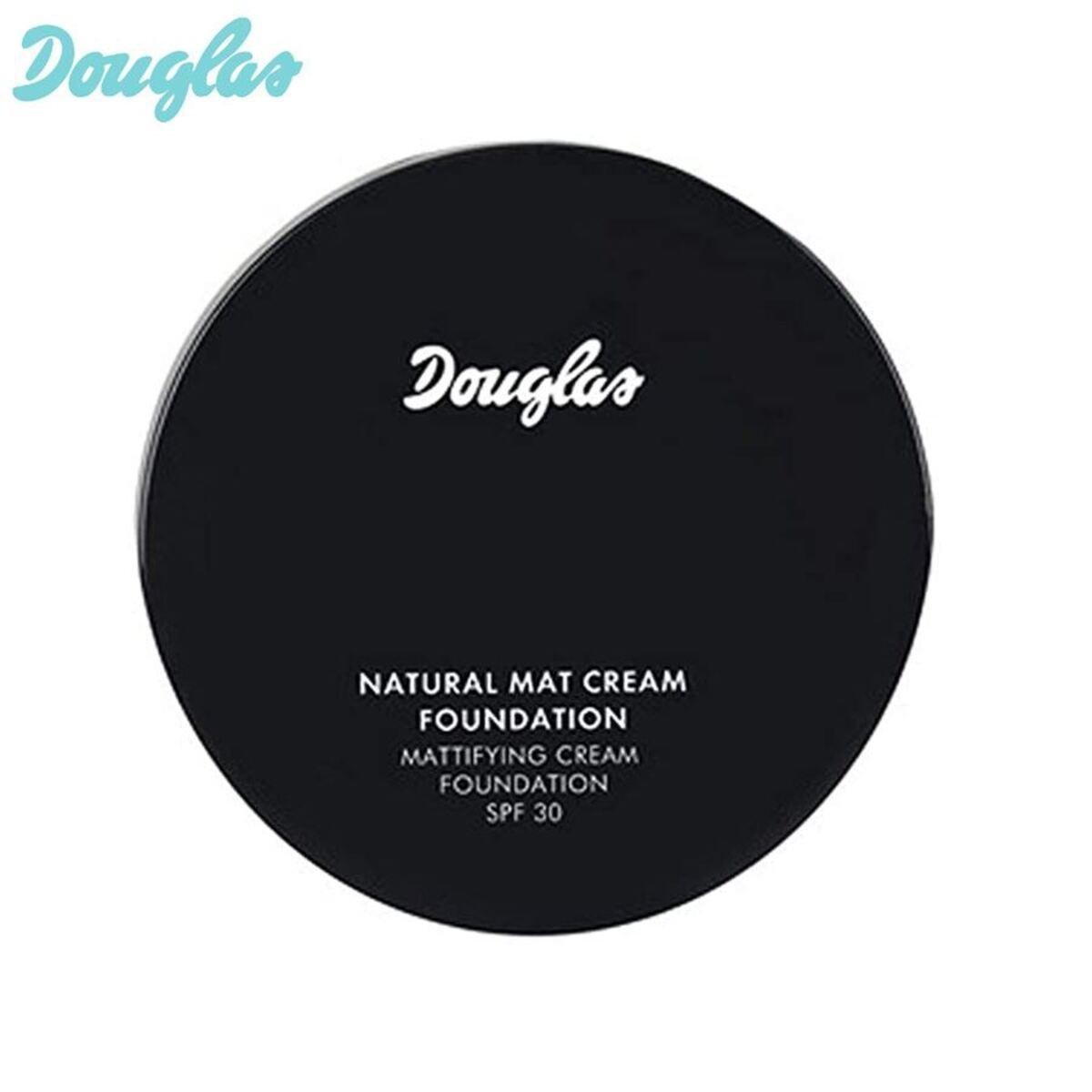 Bild 2 von Douglas Natural Mat Cream Foundation Nr. 3 Nude Desire 11g