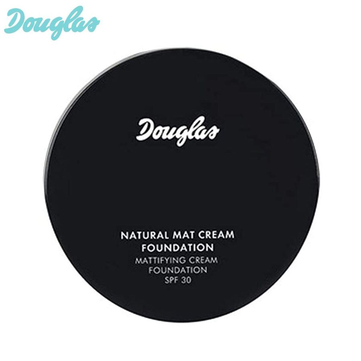 Bild 2 von Douglas Natural Mat Cream Foundation Nr. 1 Nude Addiction 11g