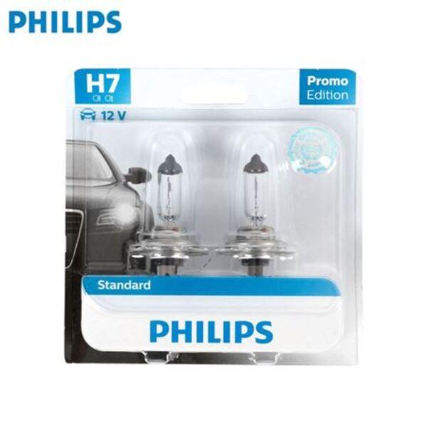 Philips 12972PROQB2 Scheinwerferlampen H7 Standard 2er-Set