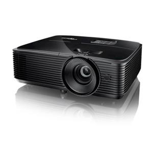 Optoma HD28e Beamer - Full HD, 3800 ANSI Lumen, 30.000:1 Kontrast, 3D, Lautsprecher, 1x HDMI, USB-A