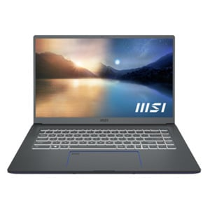 """MSI Prestige 15 A11SCS-224 15,6"""" UHD IPS Display, Intel i7-1185G7, 32GB RAM, 1TBSSD, GeForce GTX 1650 Ti Max-Q, Windows 10"""