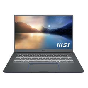 """MSI Prestige 15 A11SCS-225 15,6"""" FHD IPS Display, Intel i7-1185G7, 16GB RAM, 1TB SSD, GeForce GTX 1650 Ti Max-Q, Windows 10"""