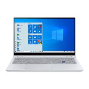 """Samsung Galaxy Book Flex 2-in-1 Royal Silver - 15.6"""" (39,62cm) FHD QLED, i5-1035G4, Intel® Iris® Plus Grafik, 8GB RAM, 256GB SSD, Windows 10 Home"""
