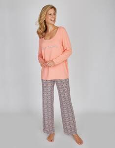 Bexleys woman - Pyjama mit Schriftzug