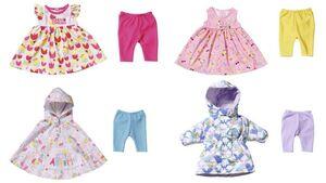 Zapf Creation - BABY born 4 Jahreszeiten Outfit Set 43cm