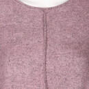 Bild 3 von Damen Flauschshirt mit Bindeband