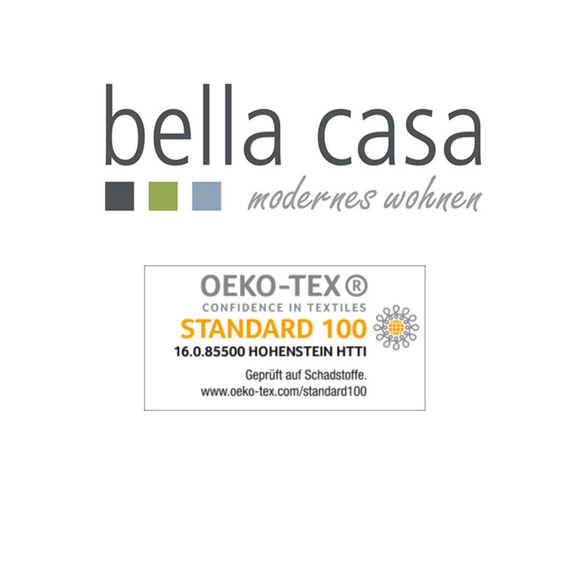 Bild 2 von Bella Casa Chillkissen 2er Pack, ca. 70x120 cm, Betongrau