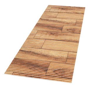 Lifetex Allzweckmatte, ca. 65 x 180 cm - Plank Brown