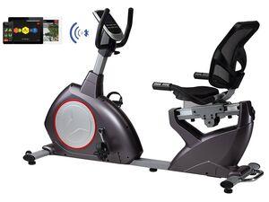 Body Coach Sitz-Liege-Ergometer Heimtrainer magnetisch Computer mit Bluetooth