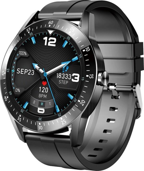 Jay-Tech Smartwatch SWS11 Schwarz