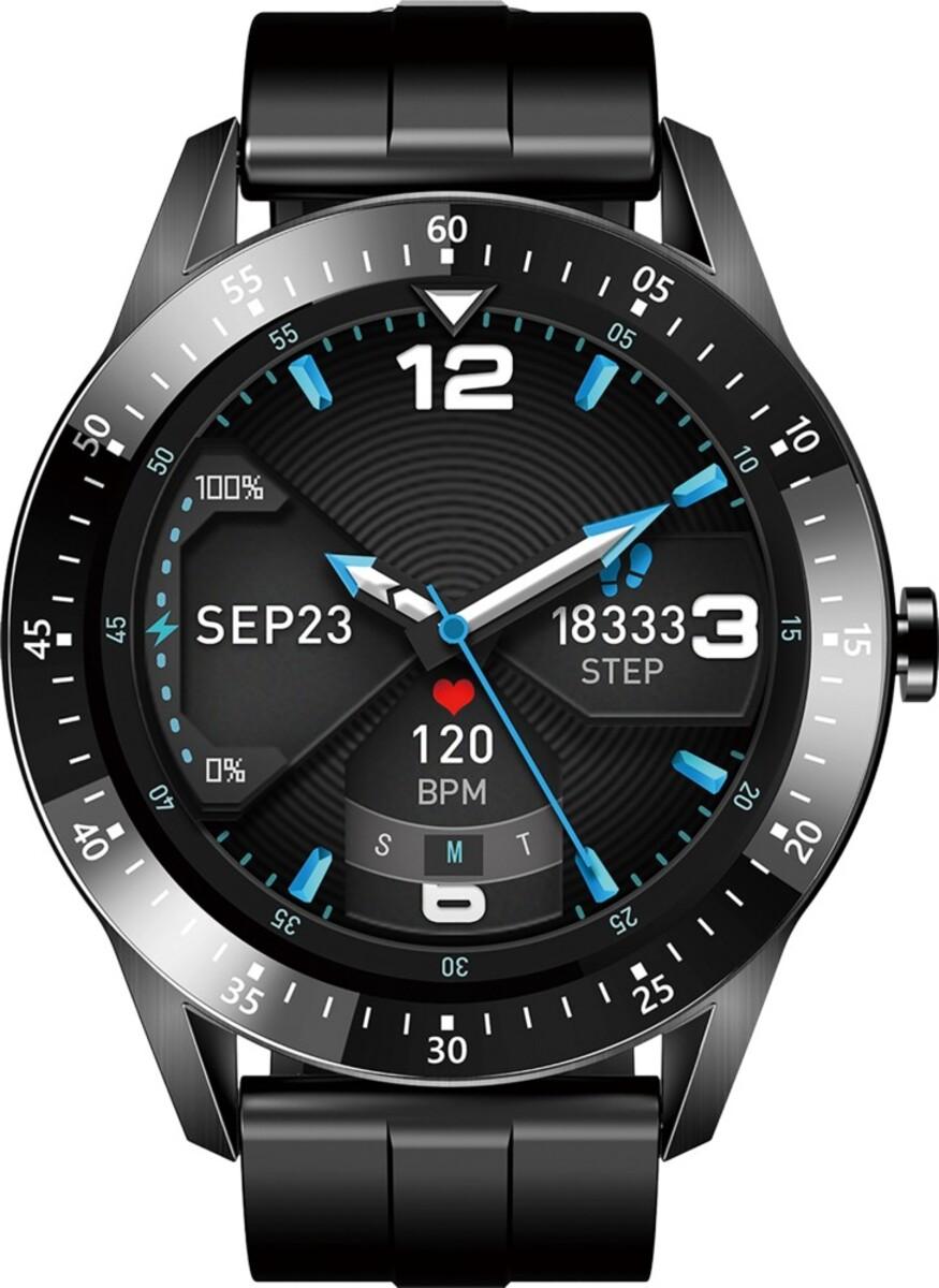 Bild 2 von Jay-Tech Smartwatch SWS11 Schwarz