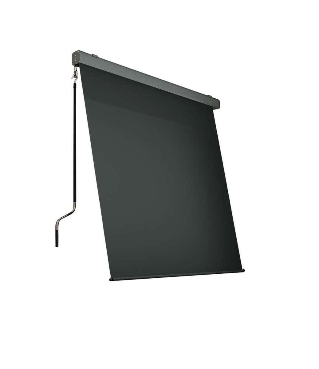 Bild 1 von HC Home & Living Alu-Sonnenrollo, ca. 2 x 3 m - Anthrazit