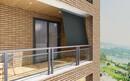 Bild 2 von HC Home & Living Alu-Sonnenrollo, ca. 2 x 3 m - Anthrazit