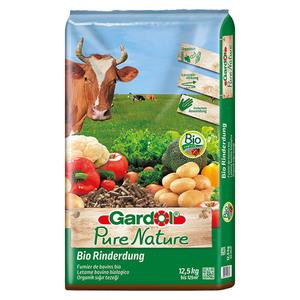 Gardol Pure Nature Bio-Rinderdung