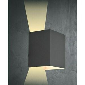 Starlux LED-Außenwandleuchte Umea XXL
