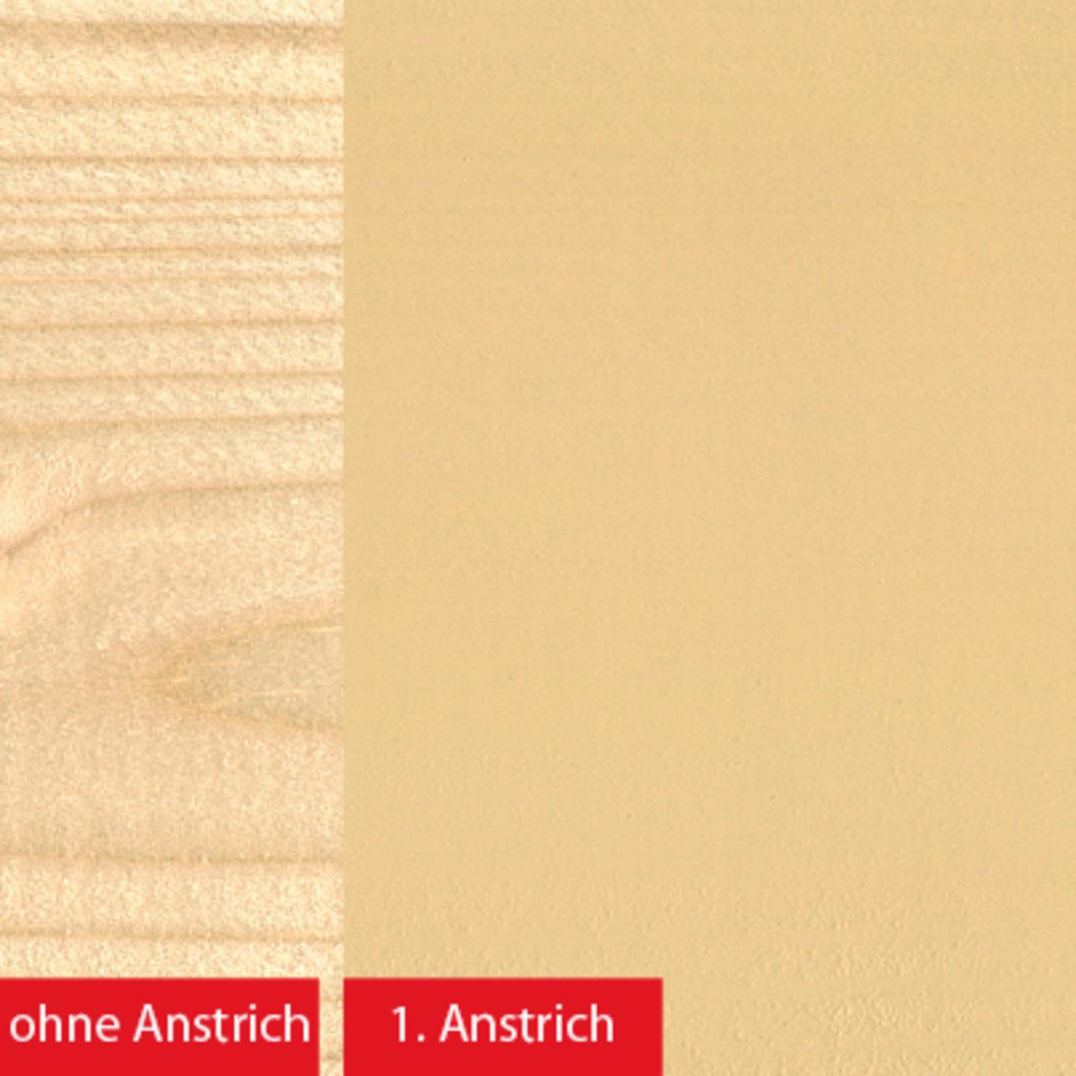 Bild 2 von BAUFIX 2in1 Express Deckfarbe sand 2,5 L 2er Set