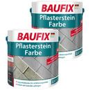 Bild 1 von BAUFIX Pflasterstein Farbe anthrazit 2,5L 2er Set