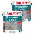 Bild 1 von BAUFIX Pflasterstein Farbe rot 2,5L 2er Set