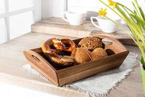 Kesper Brot- und Aufbewahrungskorb