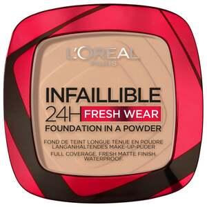 L'Oréal Paris Infaillible 24H Fresh Wear Make-Up-Puder 130 True Beige