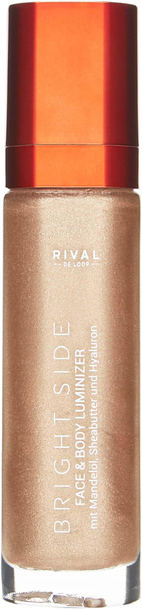 RIVAL DE LOOP Bright Side Face & Body Luminizer