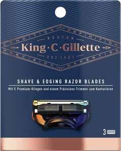 King C. Gillette Ersatzklingen