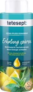 tetesept Aroma-Pflege-Schaumbad Erholung spüren