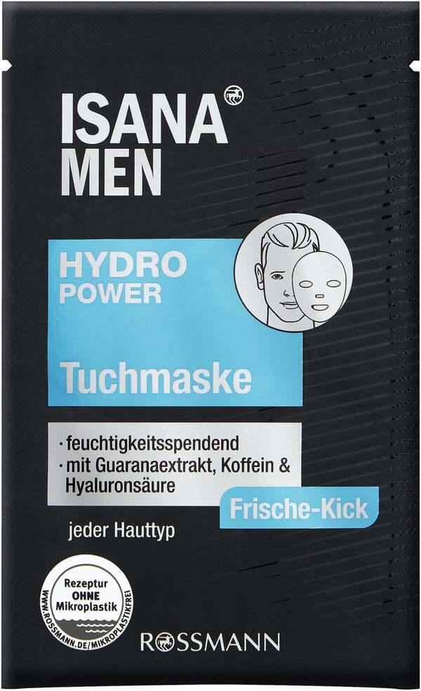 ISANA MEN Hydro Power Tuchmaske