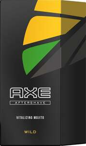 AXE Aftershave Wild