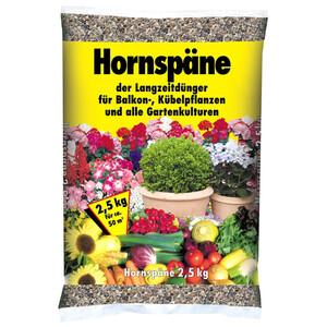 Hornspäne 2,5 kg für ca. 50 m²