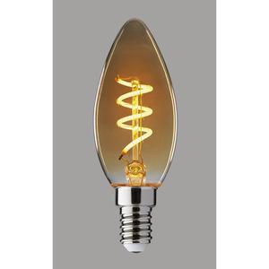 Stiltalent® by toom LED-Leuchtmittel Kerze 'Amber' E14 2 W 100 lm