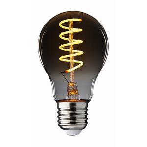 Stiltalent® by toom LED-Leuchtmittel Glühlampe 'Smoky' E27 2 W 100 lm