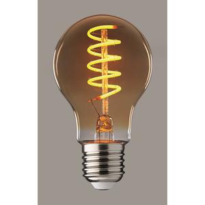 Stiltalent® by toom LED-Leuchtmittel Glühlampe 'Amber' E27 2 W 100 lm