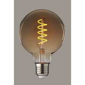 Stiltalent® by toom LED-Leuchtmittel Globe 'Amber' E27 2 W 100 lm
