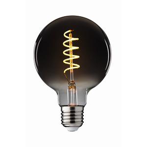 Stiltalent® by toom LED-Leuchtmittel Globe 'Smoky' E27 4 W 100 lm