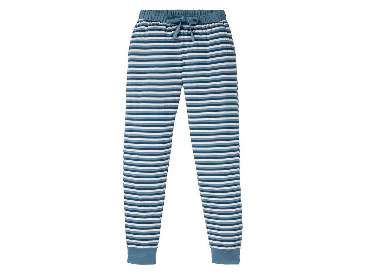 Bild 5 von ESMARA® Pyjama Damen, mit Gummizugbund, mit Baumwolle