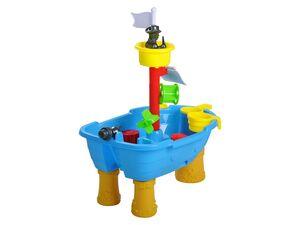 KNORRTOYS Sand- und Wassertisch »Piratenschiff«, mit Zubehör, ab 3 Jahren