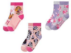 Kleinkinder Socken Mädchen, 2 Paar, mit Baumwolle