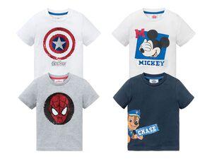 Kleinkinder Jungen T-Shirt, aus reiner Baumwolle