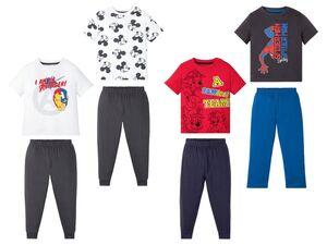 Kleinkinder Pyjama Jungen, aus reiner Baumwolle