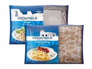 Eridanous Kalmar/Tintenfischringe