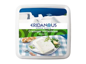 Eridanous Cremiger Hirtenkäse