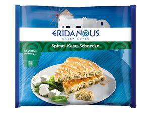 Eridanous Spinat-/Käseschnecke