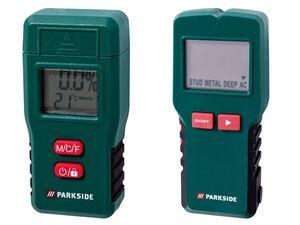 PARKSIDE® Multi-Sensor/Holzfeuchtemessgerät »PMSHM 2 A1«