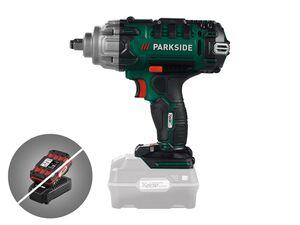 PARKSIDE® Akku-Drehschlagschrauber »PASSK 20-Li« KFZ, integrierte LED-Arbeitsleuchte (ohne Akku)